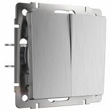 Выключатель двухклавишный без рамки Werkel W111 1 W1120009