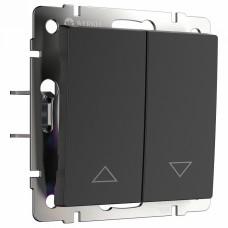 Выключатель для жалюзи без рамки Werkel W112 W1124508