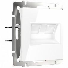 Розетка двойная Ethernet RJ-45 без рамки Werkel W118 1 W1181101