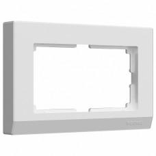 Рамка для двойной розетки Werkel Stark W0081801