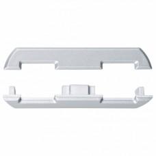 Заглушка для профиля Uniel UFE-N08 SILVER B POLYBAG UL-00000628