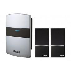 Звонок беспроводной Uniel UDB 004WR1T232S100MSL