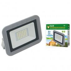Настенный прожектор Volpe ULF-Q591 ULF-Q591 30W/DW IP65 220-240В SILVER картон