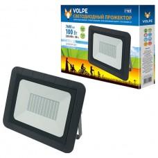 Настенный прожектор Volpe ULF-Q511 ULF-Q511 100W/DW IP65 220-240В BLACK картон