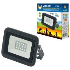 Настенный прожектор Volpe ULF-Q511 ULF-Q511 10W/WW IP65 220-240В BLACK картон