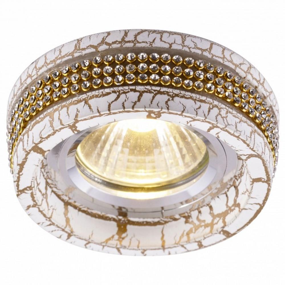Встраиваемый светильник Arte Lamp Terracotta A5310PL-1WG