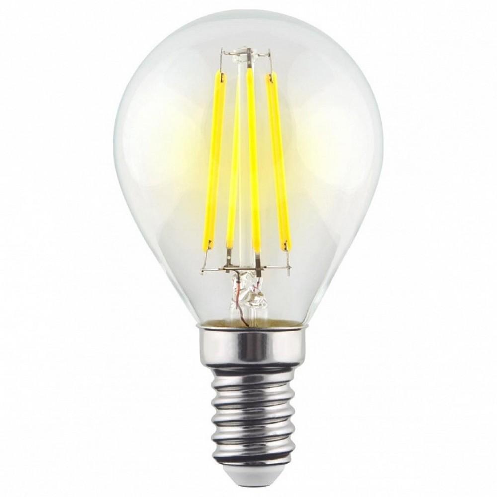 Лампа светодиодная Voltega Globe VG10-G1E14cold9W-F