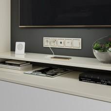 ТВ-розетка без рамки Werkel Слоновая кость W1183003