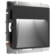 Заглушка для поста с подсветкой, без рамки Werkel черный W1154108