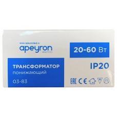 Трансформатор с проводом Apeyron Electrics 03-83